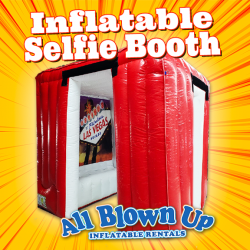 Inflatable Selfie Booth