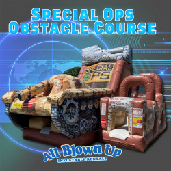 Special Ops Obstacle Course