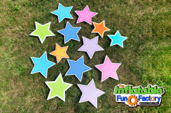 Stars - Pastel