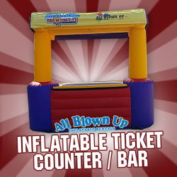 Inflatable Ticket Counter / Bar