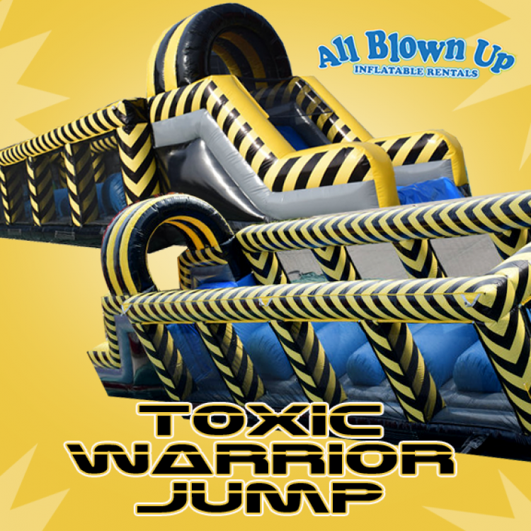 Toxic Warrior Jump