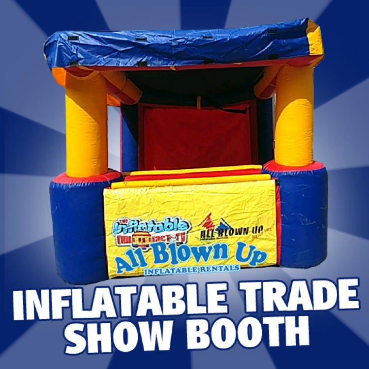 Inflatable Trade Show Booth