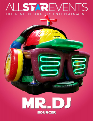Mr. DJ Bouncer