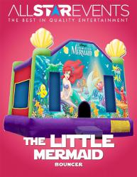Little Mermaid Bouncer