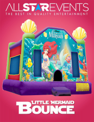 Little Mermaid Bouncer