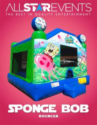 SpongeBob Bouncer