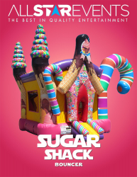 Sugar Shack Bouncer