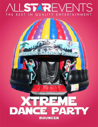 Xtreme Dance Party Bounce