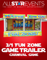 3-in-1 Fun Zone Game Trailer