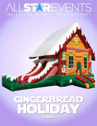 Gingerbread Holiday Combo