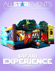 Safari Experience Combo