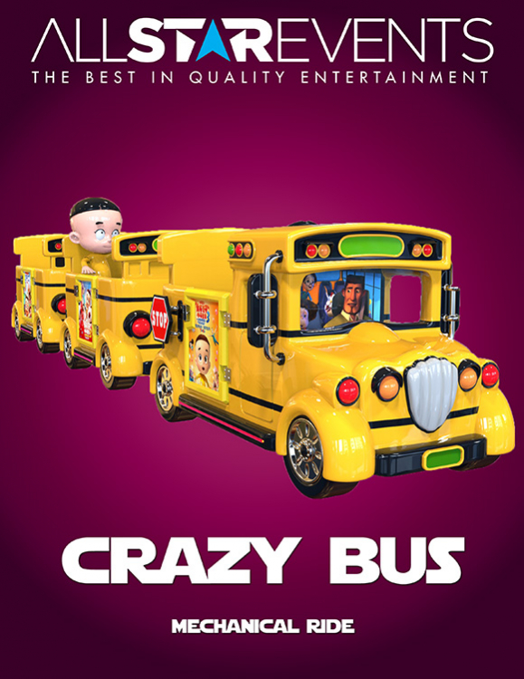 Crazy Bus Train