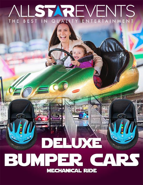 Deluxe Bumper Cars