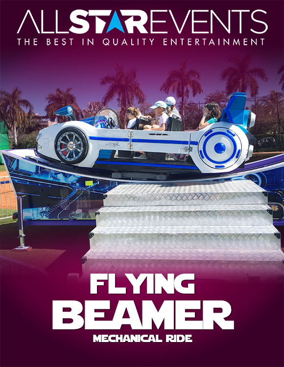 Flying Beamer