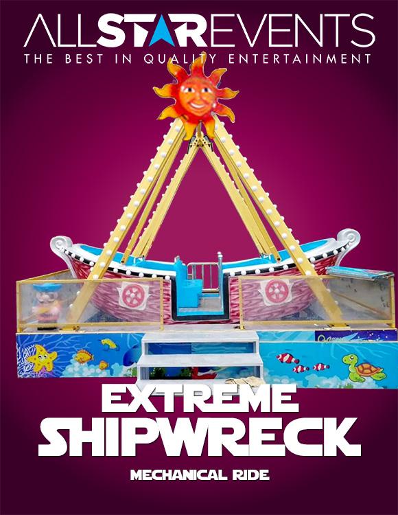 Extreme Shipwreck