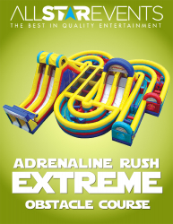 Adrenaline Rush Extreme Obstacle Course
