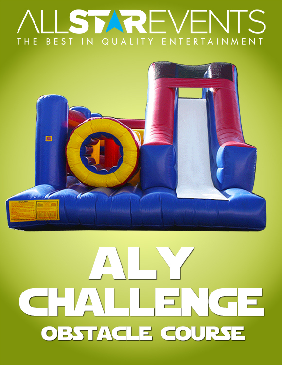 Aly Challenge Obstacle Course