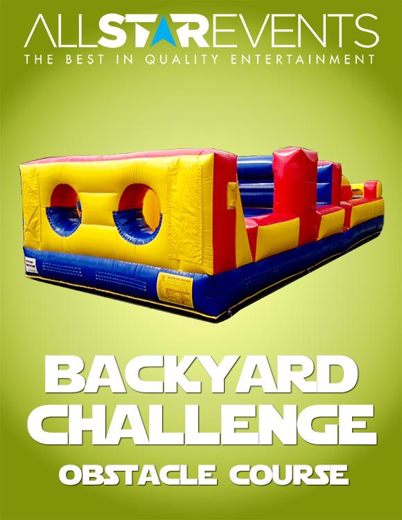 Backyard Challenge