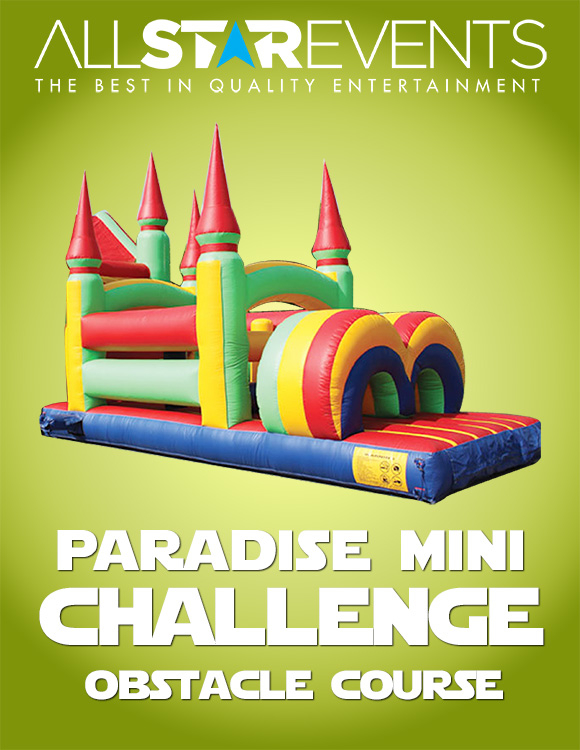 Paradise Mini Challenge