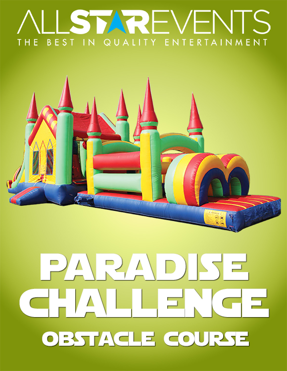 Paradise Challenge Obstacle Course