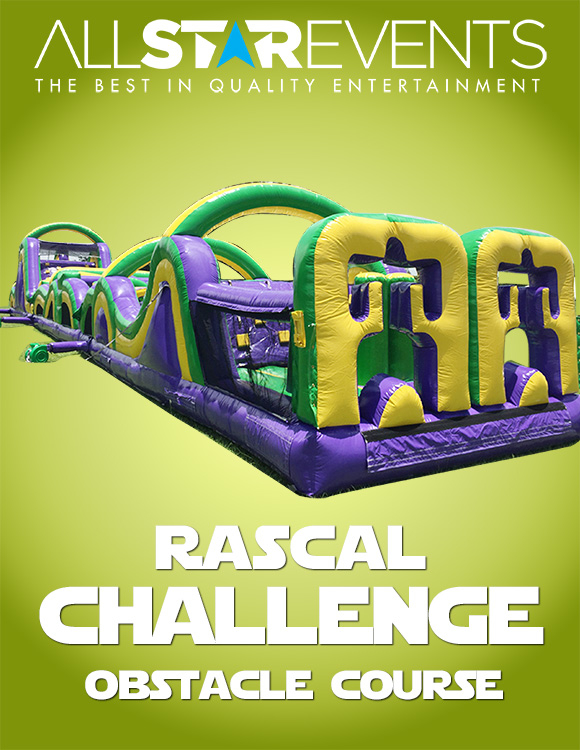 Rascal Challenge Obstacle Course