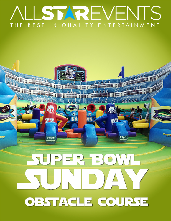Super Bowl Sunday Bounce