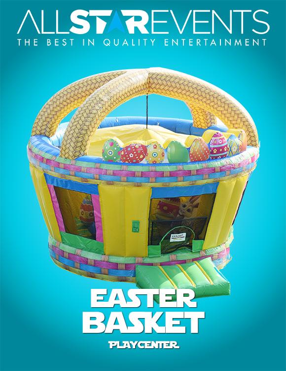 Easter Basket Playcenter