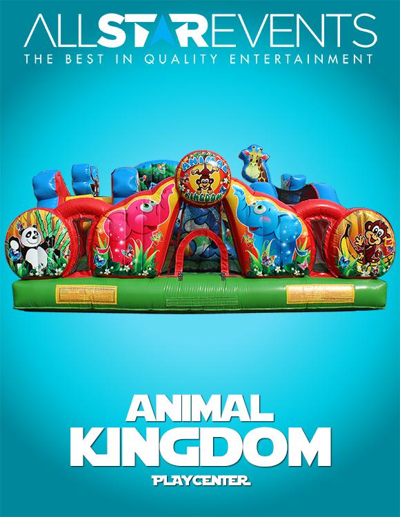 Animal Kingdom Playcenter