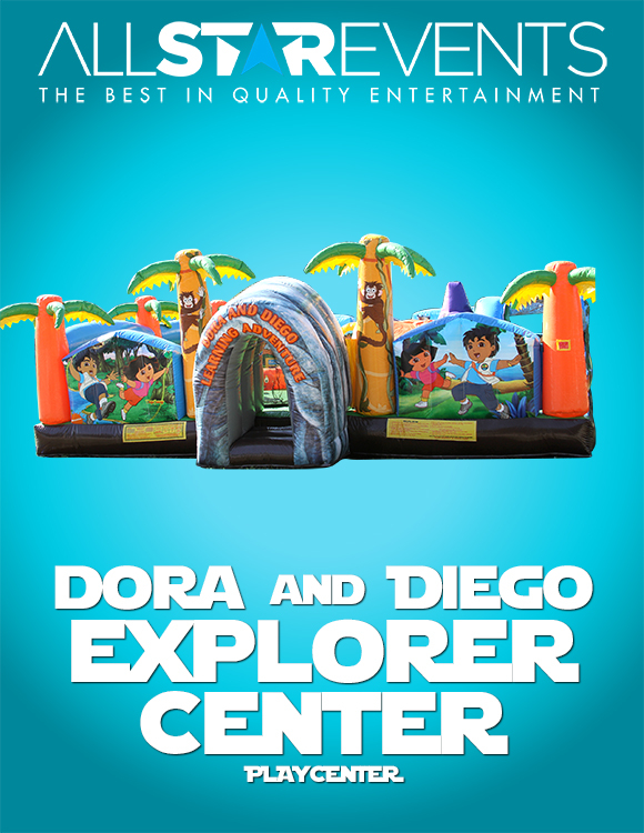 Dora and Diego Playcenter