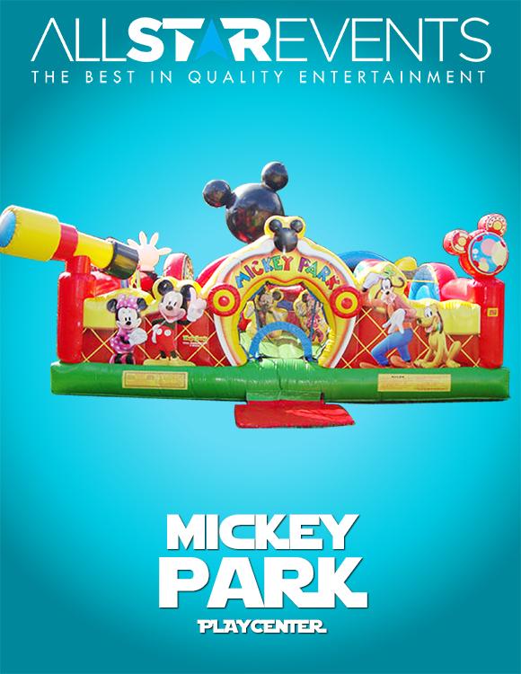 Mickey Adventure Playcenter