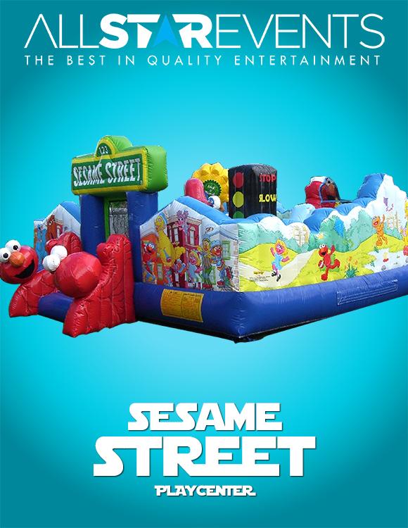 Sesame Street Playcenter