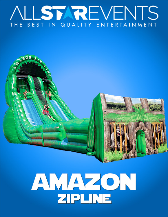 Amazon ZipLne Slide