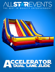 Accelerator Dual Lane Slide