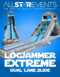 Logjammer Extreme Slide