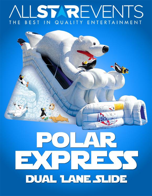 Polar Express Slide