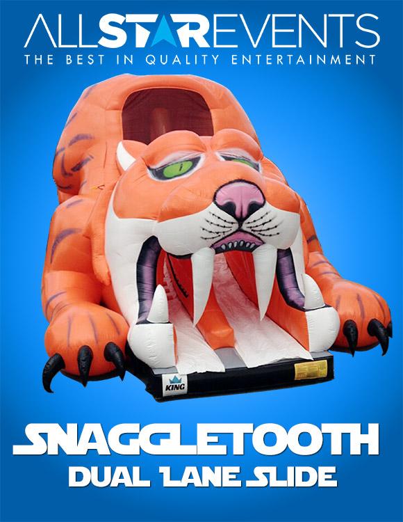 Snaggletooth Slide