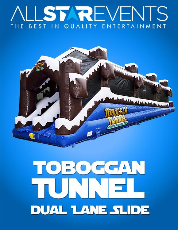 Tobbogan Tunnel Slide