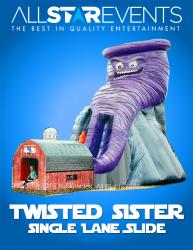 Twisted Twister Slide