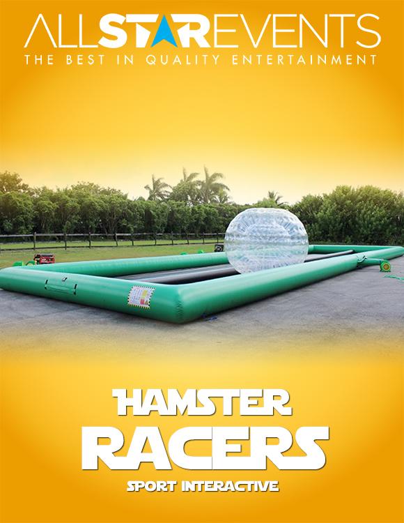 Hamster Ball Racer
