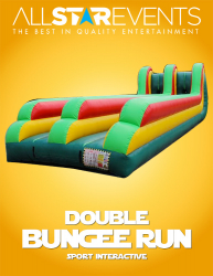 Double Bungee Run