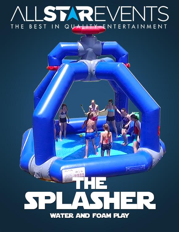 The Splasher