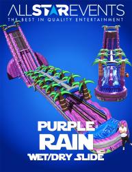 Purple Rain Slide