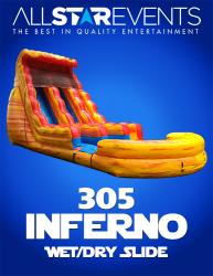 305 Inferno Slide