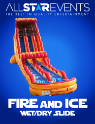Fire n Ice Slide