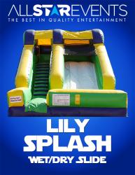 Lily Splash Slide