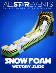 Snow Foam Slide