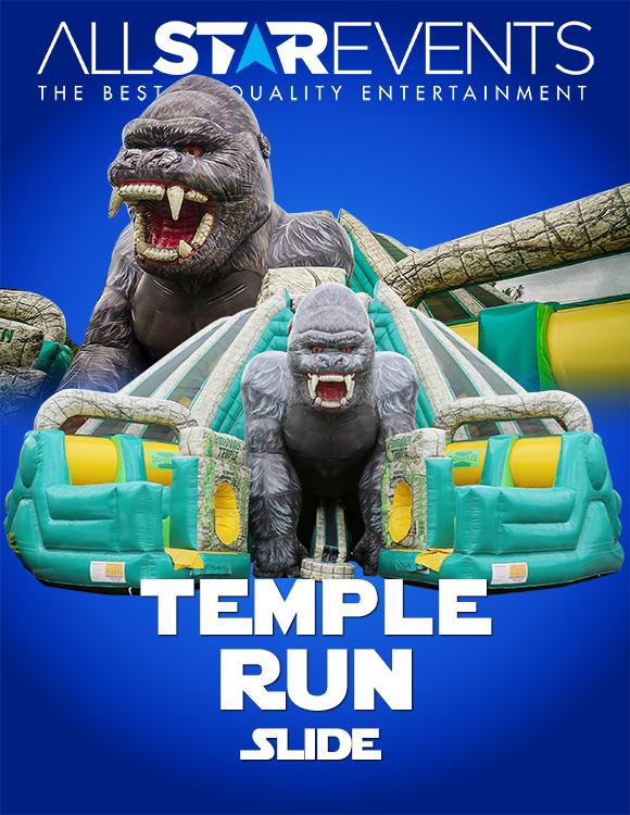 Temple Run Slide
