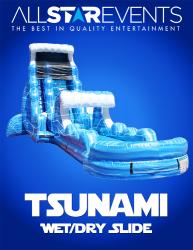 Tsunami Water Slide