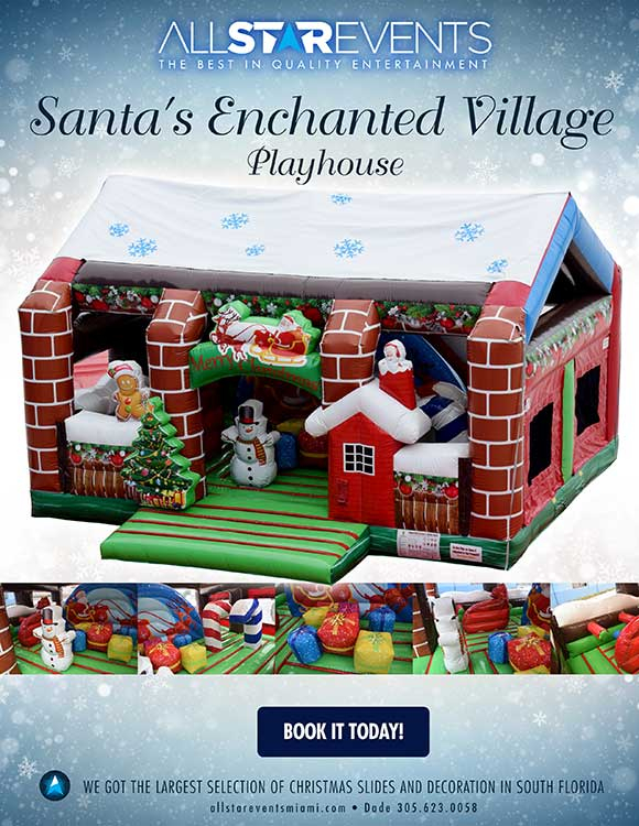 Santa's Enchanted Village