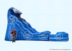 17 Wave Slide